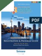 2014 NEHCC Brochure & Registration