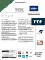 Datasheet HP