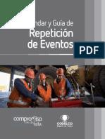 Estándar y Guía de repetición de eventos