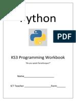 Python Workbook 1