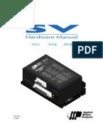 Motor applied SV7 Hardware Manual