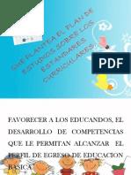 QUE PLANTEA EL PLAN DE ESTUDIOS SOBRE LOS estandares curriculares.pptx