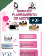 Sesion 6 Planeamiento de Auditoria