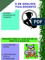 2.- Proceso de Analisis