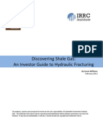 IRRC an Investor Guide to Hydraulic Fracturing