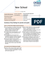 Ofsted report - Discovery New School