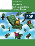 Consultant Fee Survey 2011