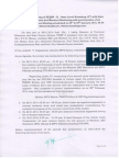 Minutes of the 05th Review Meeting of PIs