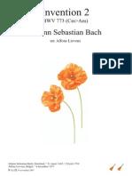 Bach Bwv773