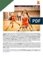 Previa Almería Basket - Grupo Indalview Baloncesto Murgi | Sábado 22/03/14 19h Pabellón El Toyo-Retamar