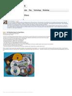 44 Usos Para CD's Viejos