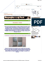 Taringa_Reciclatodo. 18 Ideas