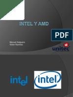 Intel y AMD
