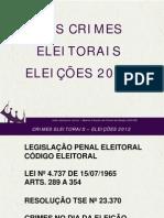 i_crimes_eleitorais_eleiÇÕes_2012