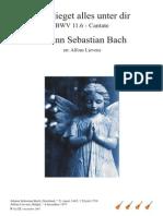 Bach Bwv11 6