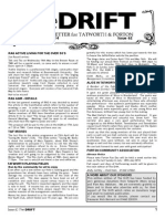 The Drift Newsletter for Tatworth Forton Edition 062