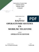 75355261 Seminarski Razvoj Operativnih Sistema Za Mobilne Telefone