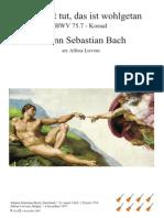 Bach Bwv75 7