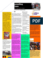 Sep 09 Youth Newsletter