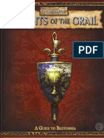 Warhammer FRP II - Knights of the Grail - A Guide to Bretonnia