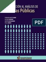 Políticas públicas2013