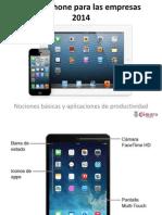 Presentacion iPad iPhone 1