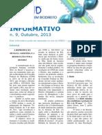 CEBID - INFORMATIVO 9 - OUT2013