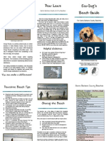 Eco-Dog's Beach Guide for Santa Barbara, California