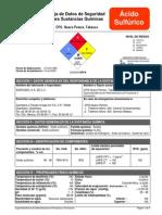 HDS_ácido sulfúrico