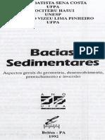 Bacias Sedimentares Joao Batista Costa Ufpa 1992