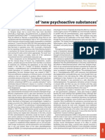 A brief history of 'new psychoactive substances'