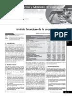 Anlisis Financiero I