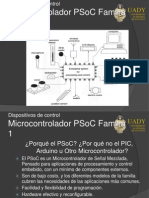 3 - Arquitectura PSoC