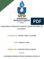 Universidad Francisco Gavidia Centro Regional de Occidente Redes-final-respalod