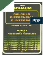 Calculo Diferencial e Integral - Teoria y 1175 Problemas Resueltos