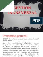 GESTIÓN TRANSVERSAL