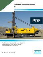 Perforadora Atlas Copco_pv351