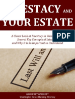 Intestacy and Your Estate
