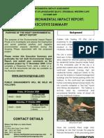 Executive Summary Draft EIR ~ FINAL 7 October 2009