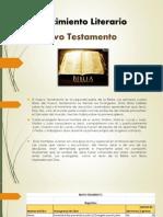 Exposicion Nuevo Testamento Diapositivas
