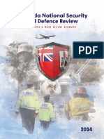 Bermuda National Security and Defence Review