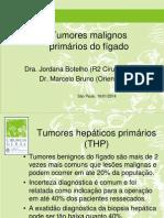 Apresentação Tumores hepaticos