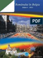 Ghidul Românului în Belgia  Ediția 2013