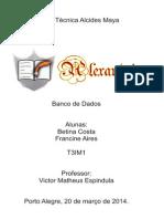 MySql - Diagramas Para Bancos de Dados