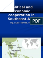 Political and Economic Cooperation in Southeast Asia