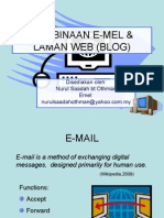 Pembinaan E-mel & Laman Web