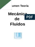 Teoría Mecánica de fluidos