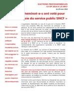 20140421 Com Elections CE DP Les Cheminots Ont Vote Pr Sp