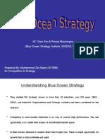 Blue Ocean Strategy by Muhammad Zia
