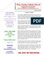 hfc march 23 2014 bulletin 1